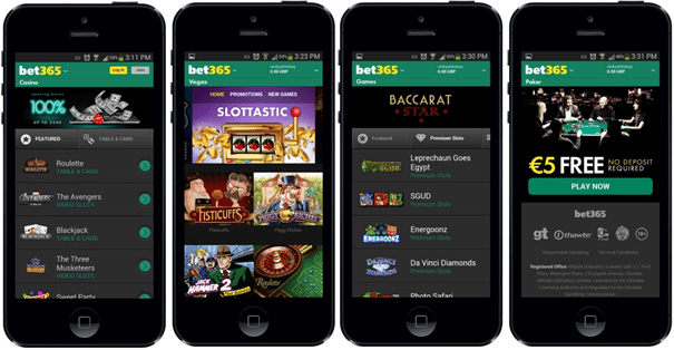 Bet365 Games Casino Papa