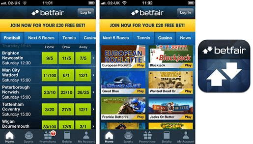 casino bet fair