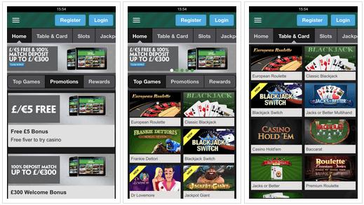 paddy power games casino