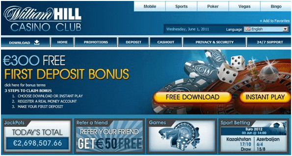 william hill official site