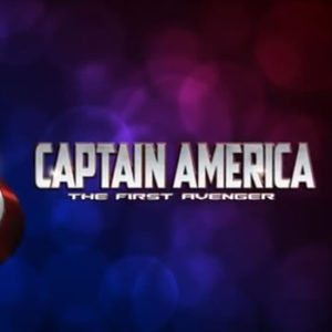 Captain America: The First Avenger Slot