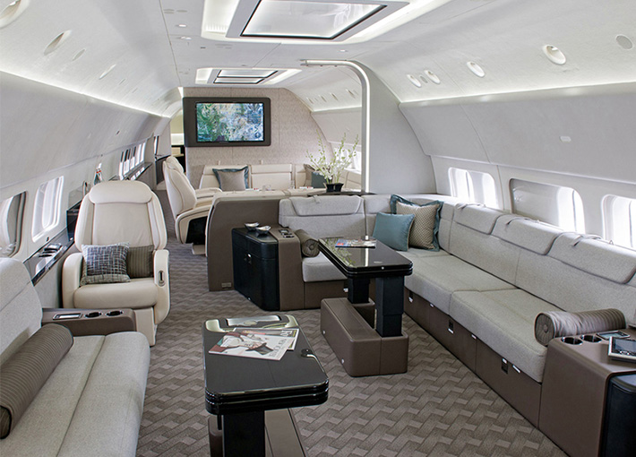 The 10 Most Expensive Private Jets in the World