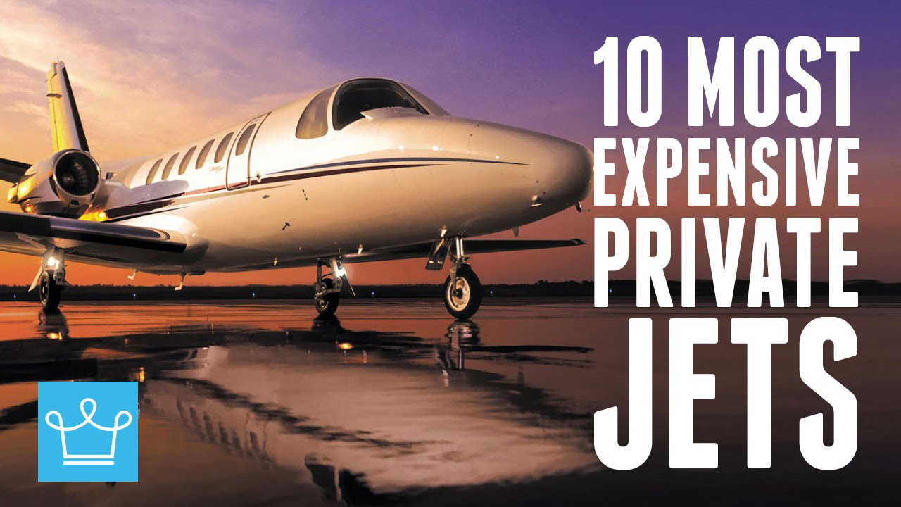 The 10 most expensive private jets in the world for The most expensive airplane