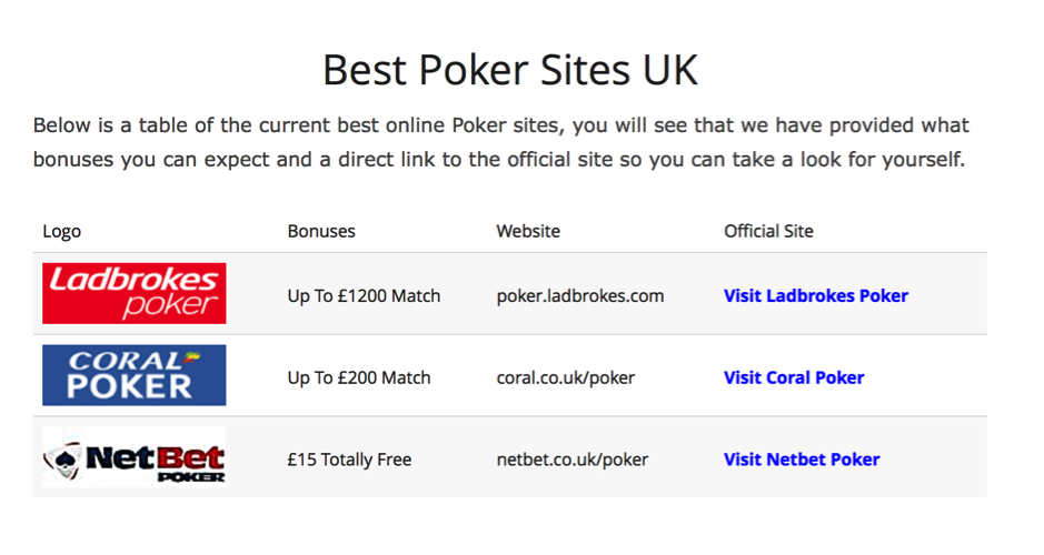 best site for betting
