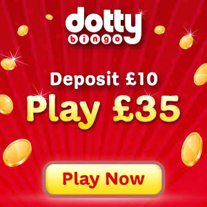 Dotty Bingo Banner