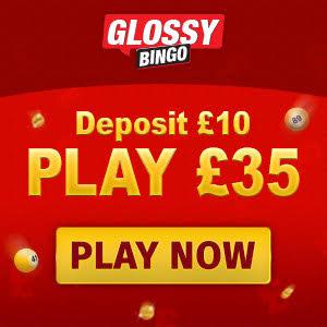 Glossy Bingo Banner