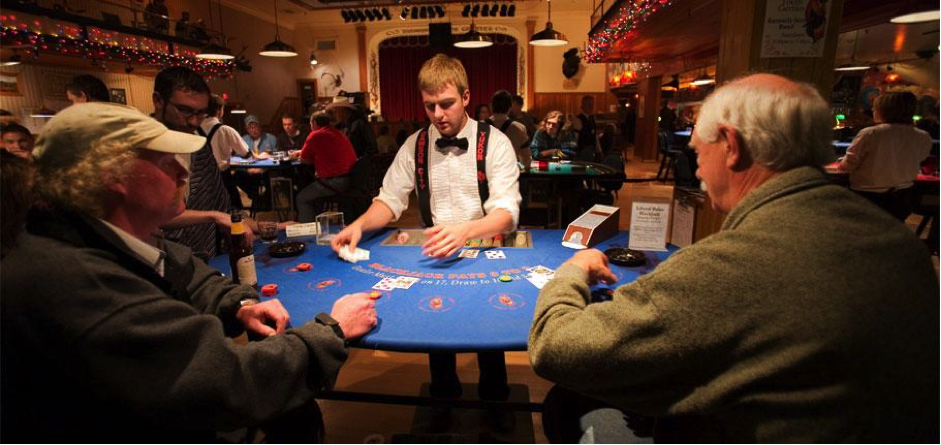 Casino Job Titles