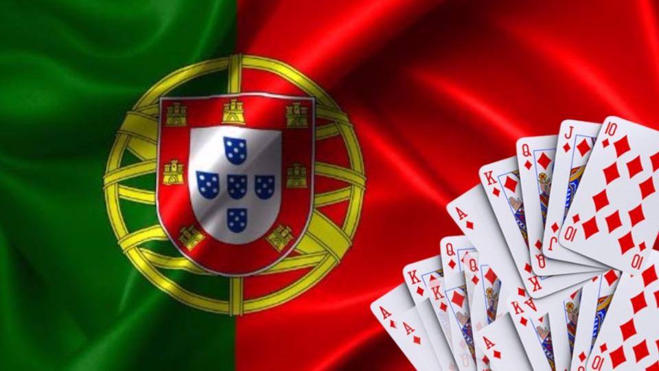 Gambling game portugal blackjack test online
