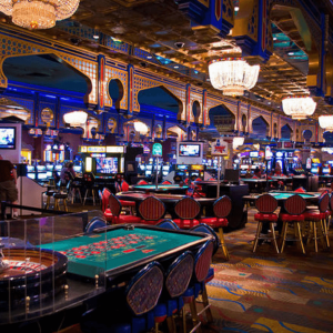 What Does the Future Hold for the Land-Based Casino Industry?