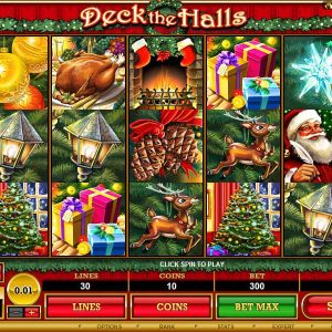 Festive Fun and Games – Christmas Slots Special Feature