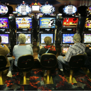 The Different Types of Slot Players