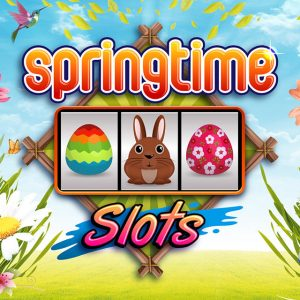Top-Pick Slots for Springtime Spins in 2019