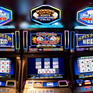 Video Slots – How to Beat the House…Maybe
