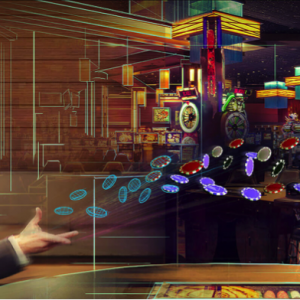 VR Set to Dominate the Future Online Casino Industry