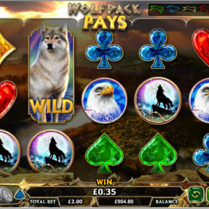 Howling Around with the Latest Wild Wolf Slots